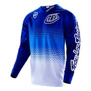 Troy Lee GP AIR White/Navy - Barn/Youth