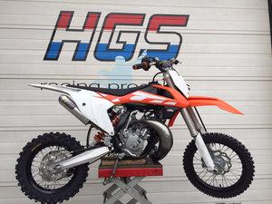 Komplett HGS   KTM SX65
