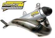 Doma effektsystem - Yamaha YZ 125