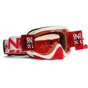 Rip´N´Roll goggles XL rolloff - Limited Röd